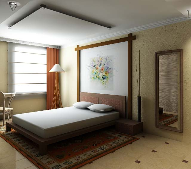 Дизайн спальни 5 метров